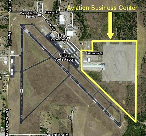 Mineral Wells Aviation Business Center